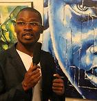 YAO, Peintre Plasticien Ivoirien