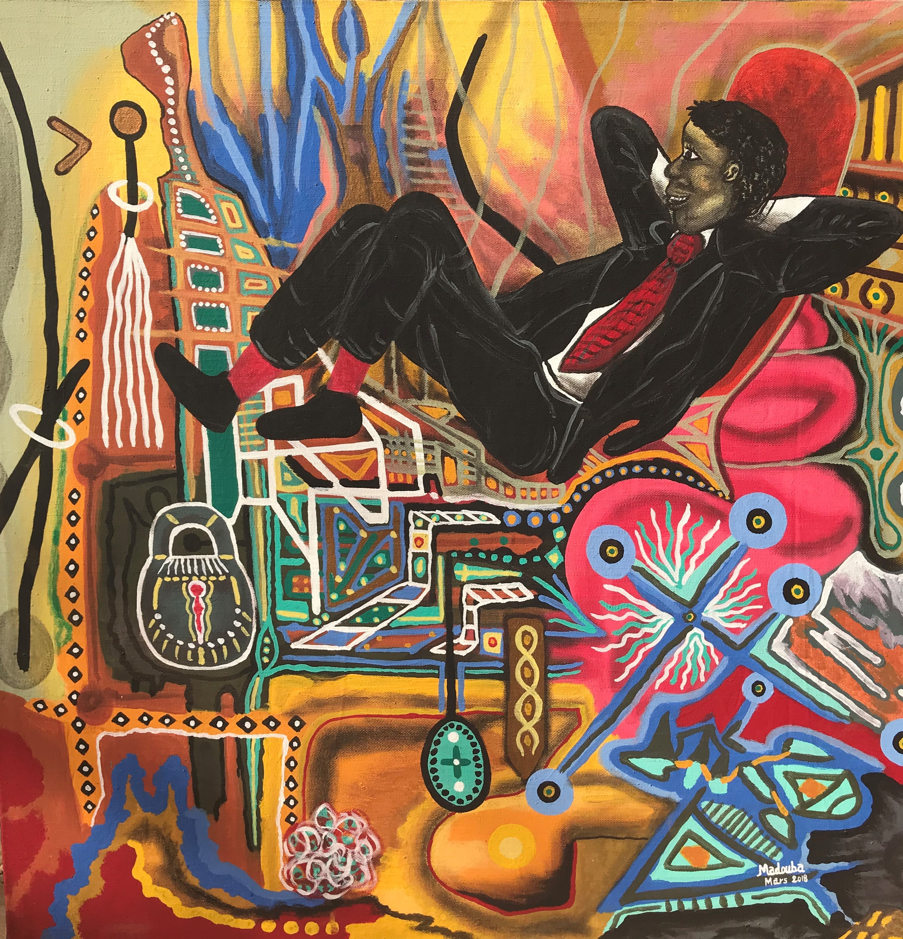 MADUBA - Guis-Guis (Contemplation) - Acr