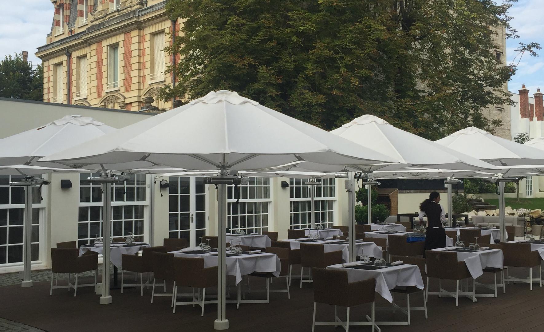 HOTEL & RECEPTION DU PARC DE FONTAINEBLE