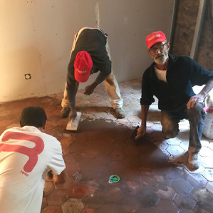 RENOVATION TOMETTES ANCIENNES