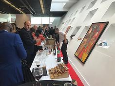 Exposition DEREL ARTS aux Rencontres AFRICA - Créarts Africa