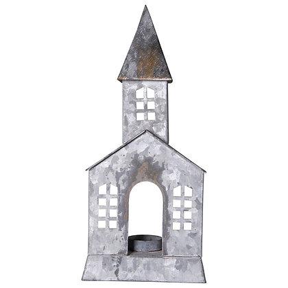 Galvanized Metal Church