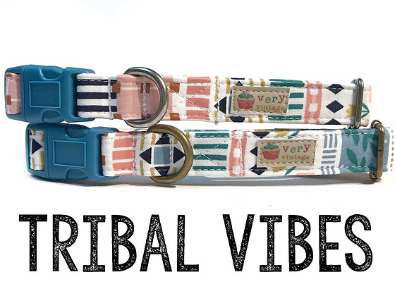 Very Vintage Tribal Vibes Collar