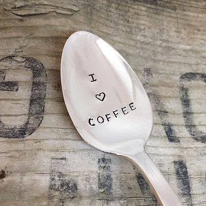 I (heart) Coffee Teaspoon