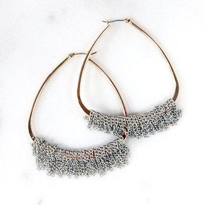 PS Fringe Earrings