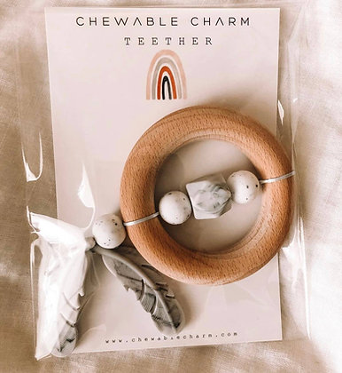Chewable Charm Dreamcatcher Teether