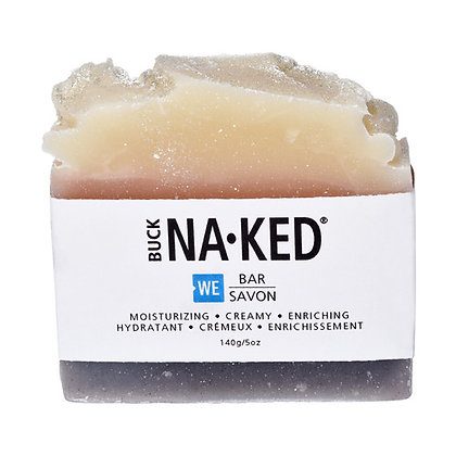 Buck Naked Canadian Balsam Fir & Lavender Soap