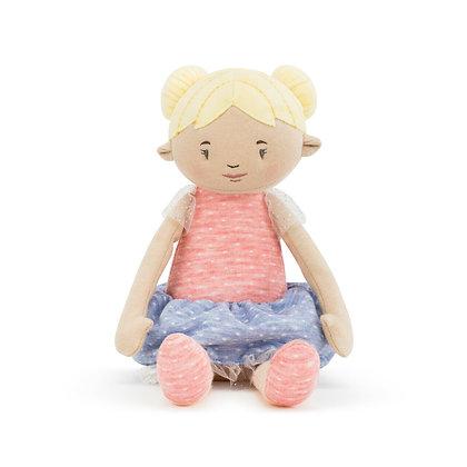 Strong Little Girl Doll - Blonde