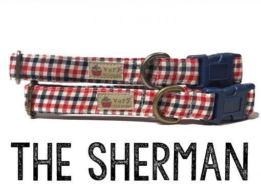 Very Vintage Sherman Collar