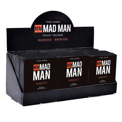 Mad Man Moments Pocket Cologne