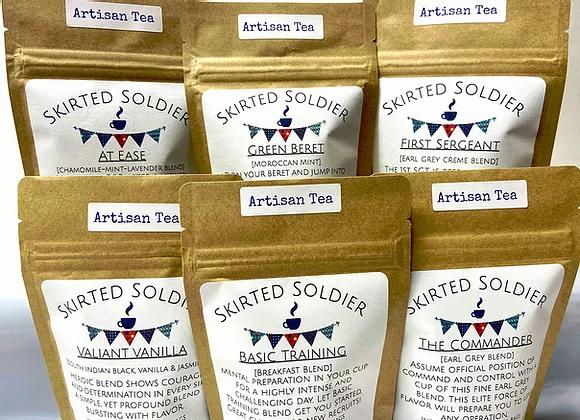 Skirted Soldier Loose Leaf Tea - Berry Brigade