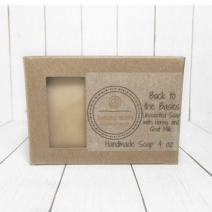 Sammer Soaps Back To The Basics Soap