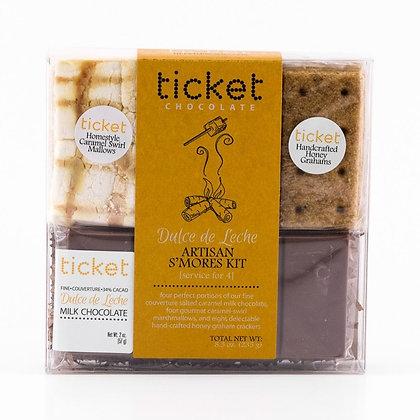 Ticket Chocolate Artisan Smores Kits