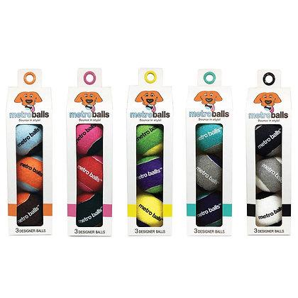 Metro Balls® 3 Pack