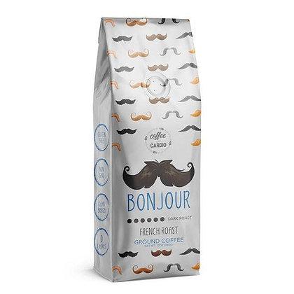 Coffee Over Cardio® Bonjour Coffee