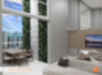 Grand Panamby Projeto - Sala de Estar