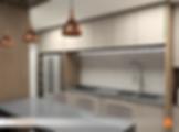 Grand Panamby Projeto - Cozinha