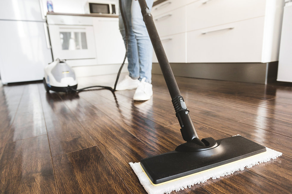 Floor Cleaning & Treatment