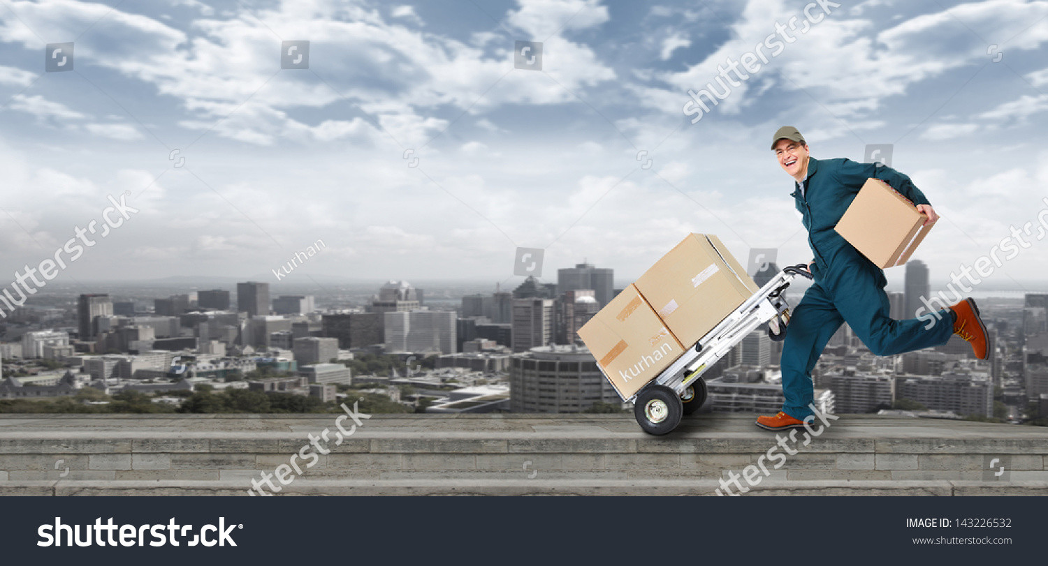 stock-photo-running-delivery-postman-shi