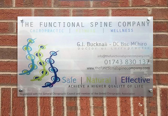 Shropshire Chiropractic Clinic