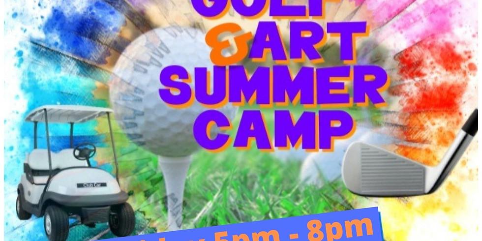 Evening Junior Strokes - (3 Day) Summer Camp