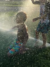 Splash Splash!!