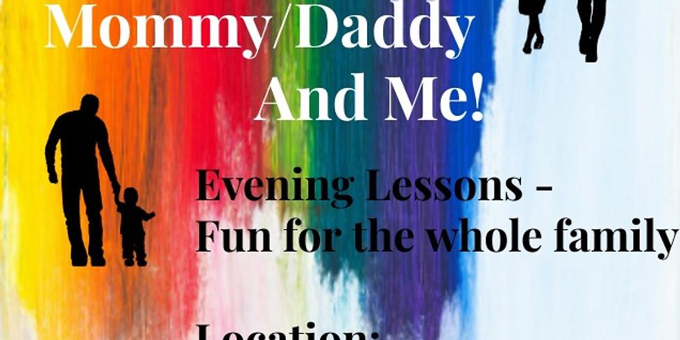 Mommy/Daddy & Me Golf & Art