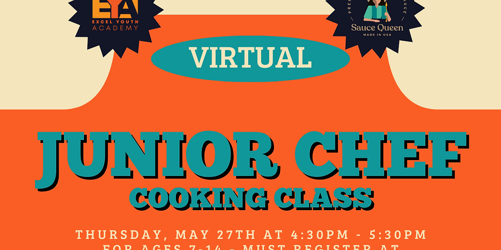 Junior Chef - Cooking Class