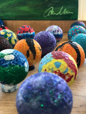Painted GOLF Balls