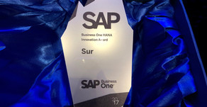 "SYPSOFT360 Perú ganó el premio ""HANA Innovation Award 2018"""