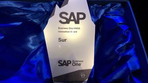 """SYPSOFT360 Perú ganó el premio """"HANA Innovation Award 2018"""""""