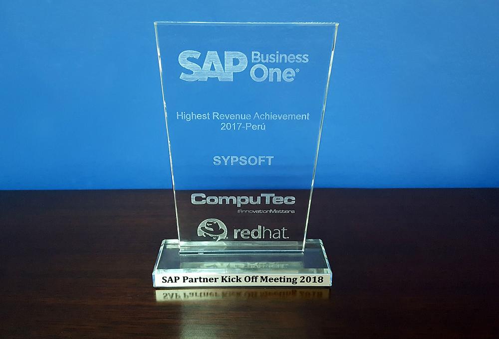Premiación Sypsoft360 2017