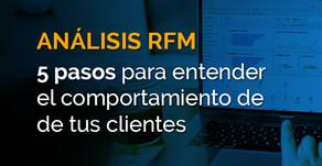 Análisis RFM | 5 pasos para entender y capitalizar el comportamiento de compra de tus clientes
