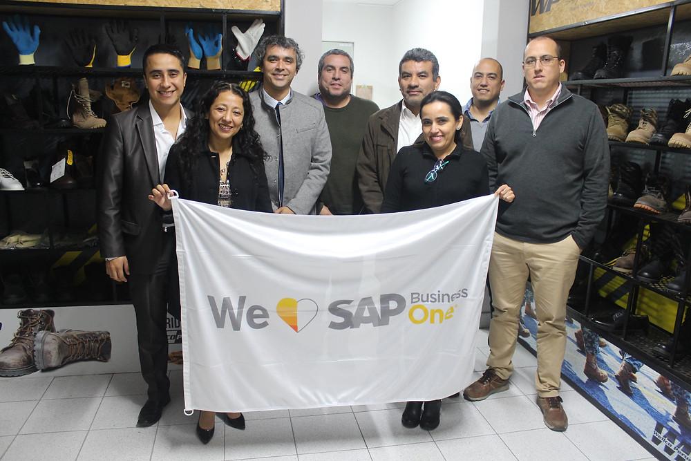 Wellco Peruana adopta SAP Business One