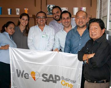 FIGURETTI apuesta por SAP B1 HANA con Sypsoft360