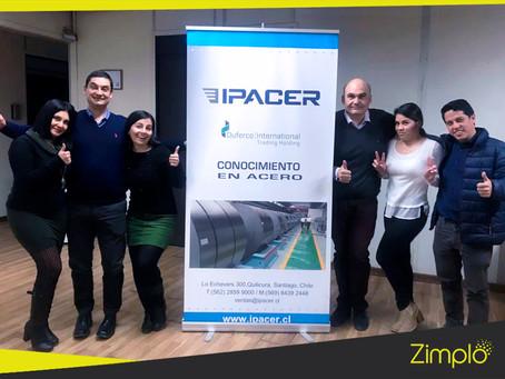Ipacer y Zimplo, evolución digital con un gran equipo de trabajo