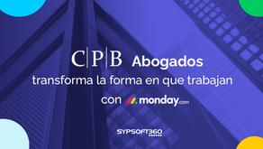 CPB Abogados transforma la forma en que trabajan con monday.com