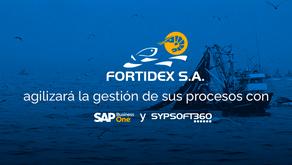 FORTIDEX S.A agilizará la gestión de sus procesos con SAP Business One y Sypsoft360