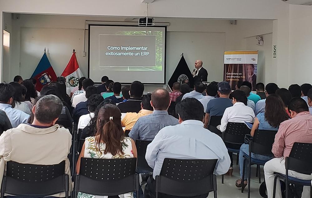 Evento SAP Perú y Sypsoft360