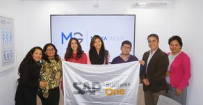 Marka Group SAC apuesta por SAP Business One por la solidez en sus transacciones operacionales.