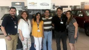 Automotora Inalco ¡550 usuarios listos para operar con DMS BOne en SAP B1 HANA!