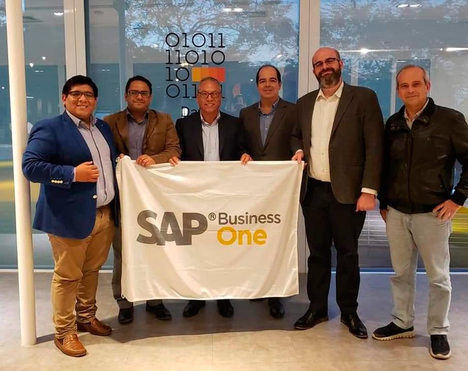 Vistony da un paso a la transformación digital con SAP