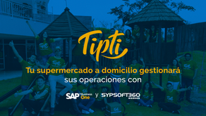 Tipti, la Pyme de eCommerce #1 en Ecuador apuesta por SAP Business One y Sypsoft360