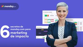Webinar | monday.com para los equipos de marketing