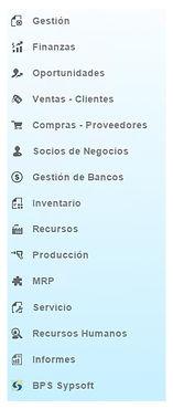Módulos SAP B1