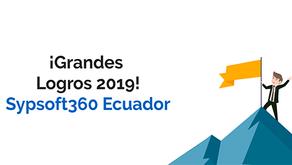 Sypsoft360 Ecuador lidera el 1° lugar en Ventas 2019 de proyectos SAP Business One