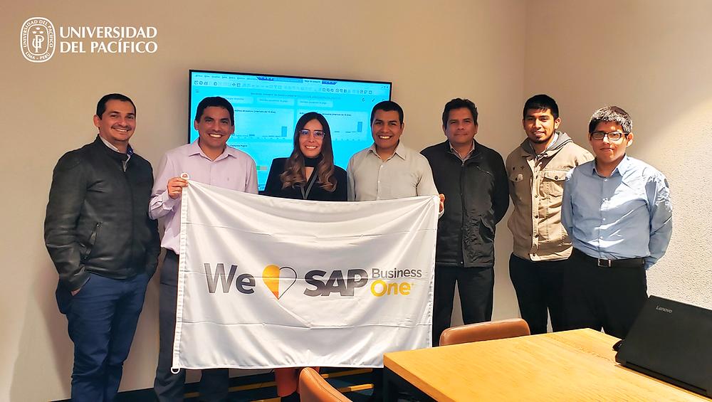 Proyecto SAP B1 - Universidad del Pacífico