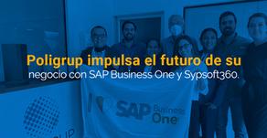 Poligrup S.A impulsa el futuro de su negocio empoderado con SAP Business One y Sypsoft360