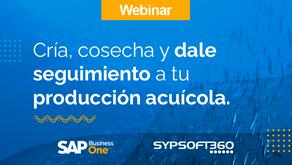 Webinar | SAP Business One Acuícola