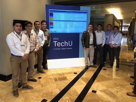 Grupo SYPSA trabajando para su confianza y satisfacción – IBM TechU2018
